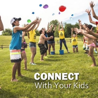 Great way to connect with your kids - Play Therapy